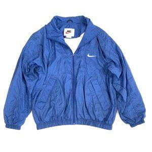 Nike L/S Full-Zip Windbreaker Jacket